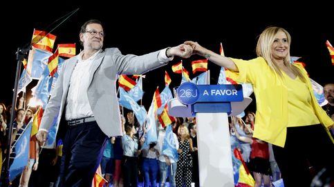 Rajoy, Santamaría y Cospedal se baten en defensa de Cifuentes