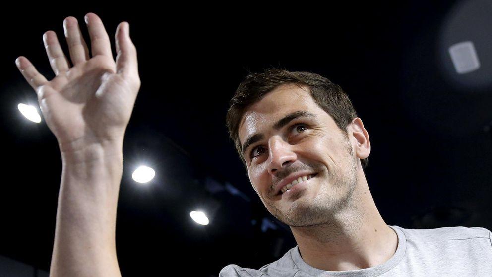 Necesitaba respirar, confiesa Casillas en su regreso a Madrid
