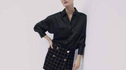 La falda pantalón ha regresado a nuestras vidas gracias a Zara y tienes que ficharla