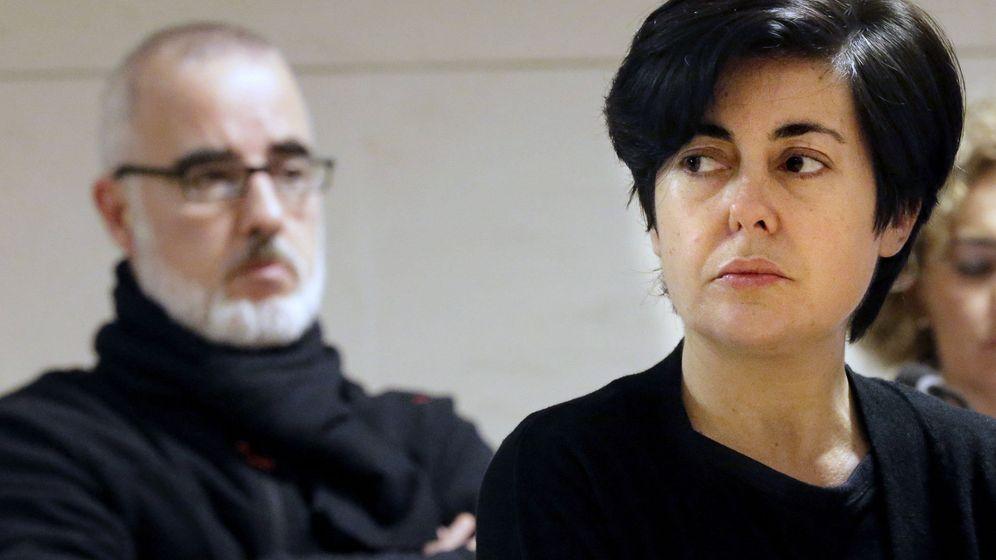 Foto: Alfonso Basterra y Rosario Porto, padres de Asunta. (EFE)