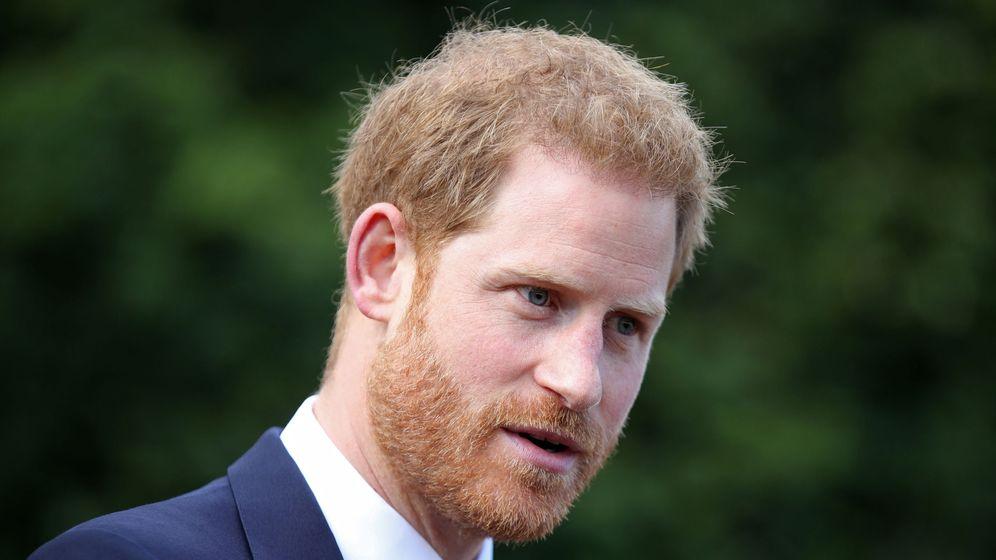 Foto: El acusado insultó al Príncipe Harry por casarse con Megan Markle (Reuters/Chris Jackson)
