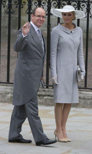 El príncipe Alberto, listo para sus tres días de boda