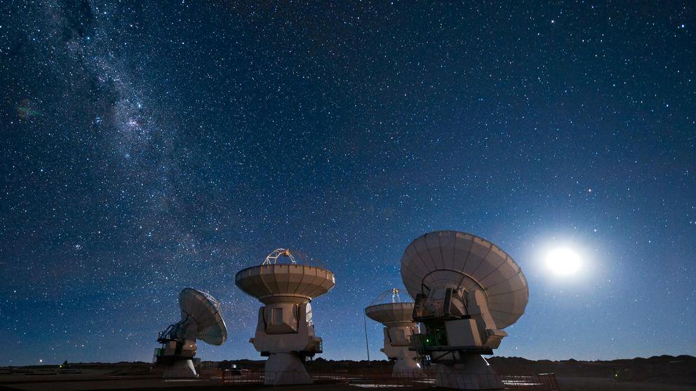 Un astrofísico pretende responder una supuesta señal  extraterrestre