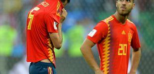 Post de El error de Marco Asensio con España o va a ser verdad que le falta humildad