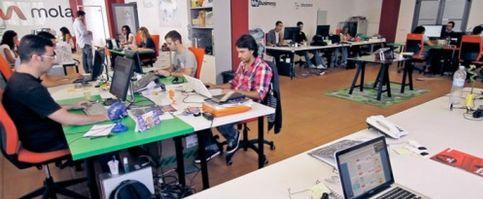 Mola.com incorpora a siete nuevos proyectos a su incubadora de 'startups'