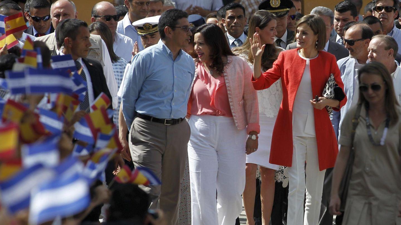 La Reina, en Honduras en 2015. (EFE)