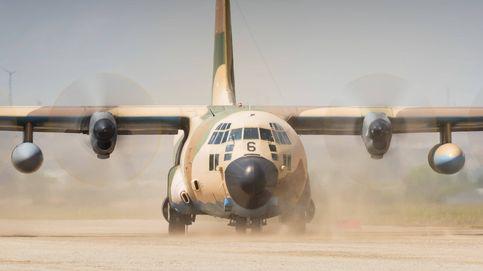 Adiós al C-130. España se despide del mítico avión de transporte Hércules