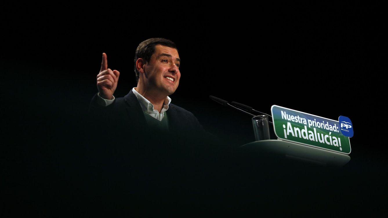 Foto: El líder del PP andaluz, Juan Manuel Moreno Bonilla. (REUTERS/Jon Nazca)