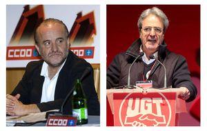 Sindicalistas de día, beautiful people de noche: UGT y CCOO