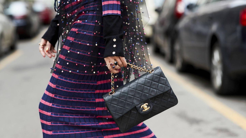 El clásico 2.55 de Chanel. (Imaxtree)