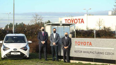 Toyota también fabricará el Yaris en República Checa