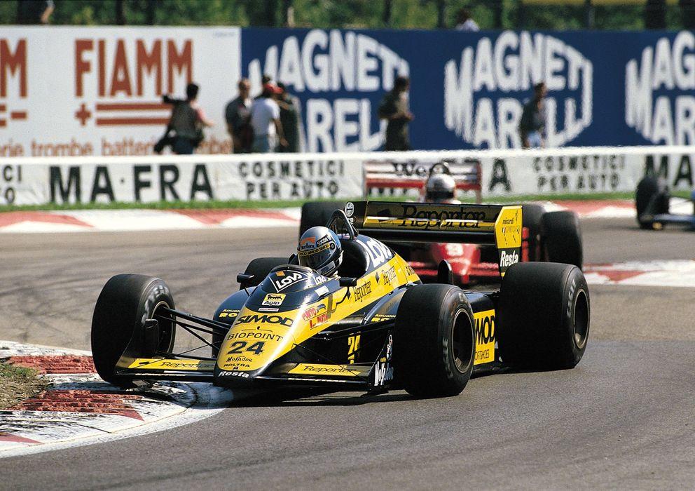 Foto: Foto de un coche de Minardi (Cordonpress).
