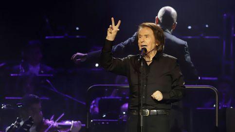 Raphael conquista México: así ha sido su concierto en Puebla