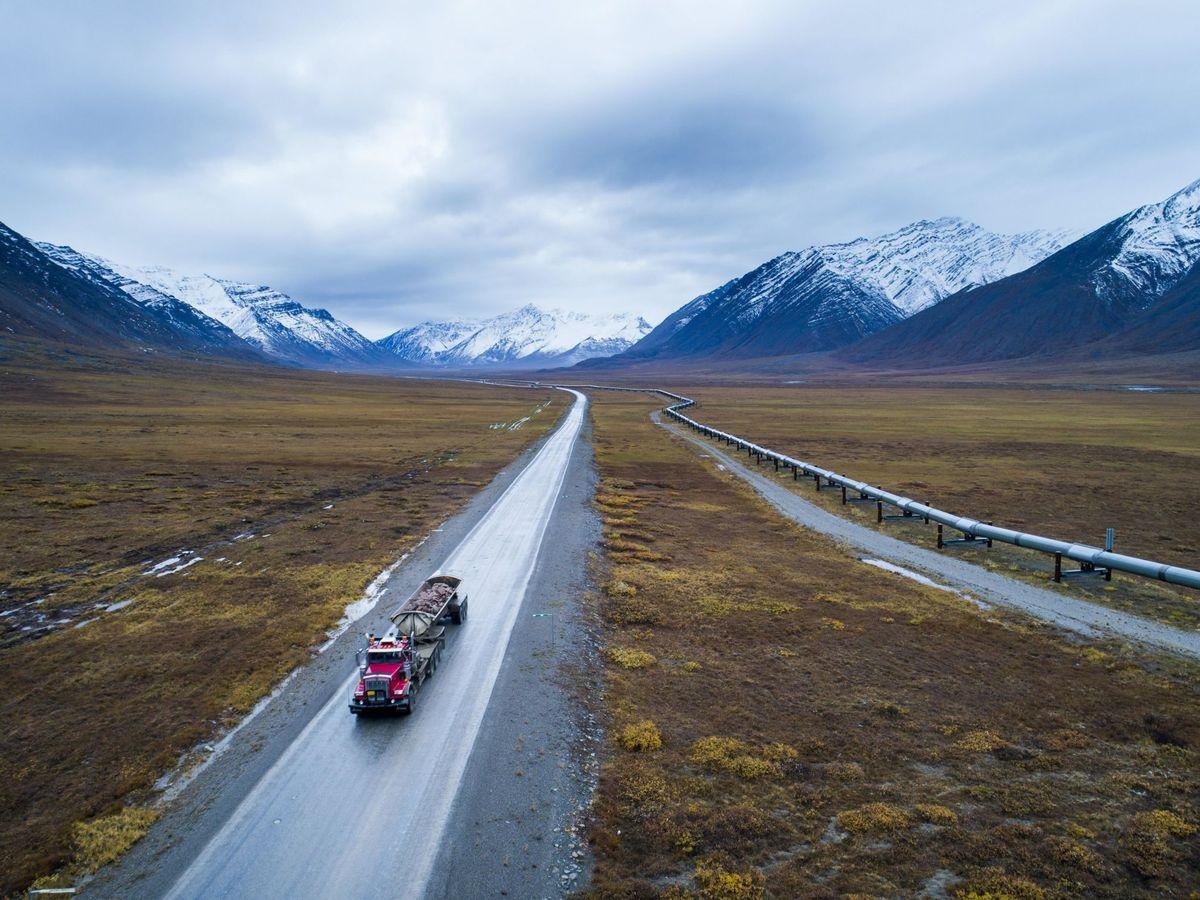 Foto: Imagen de una carretera. (EFE)