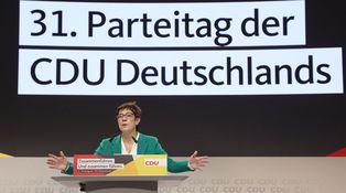 Y la sucesora de Angela Merkel es… una segunda Merkel