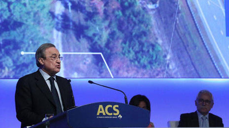 Florentino renuncia a nombrar sucesor en ACS tras la marcha del último candidato