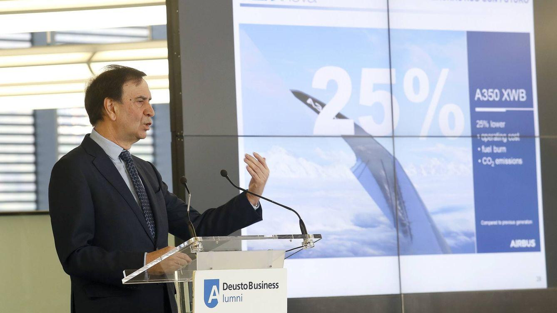 Aernnova quiere aterrizar en EEUU (junto a Boeing) antes de despegar en bolsa