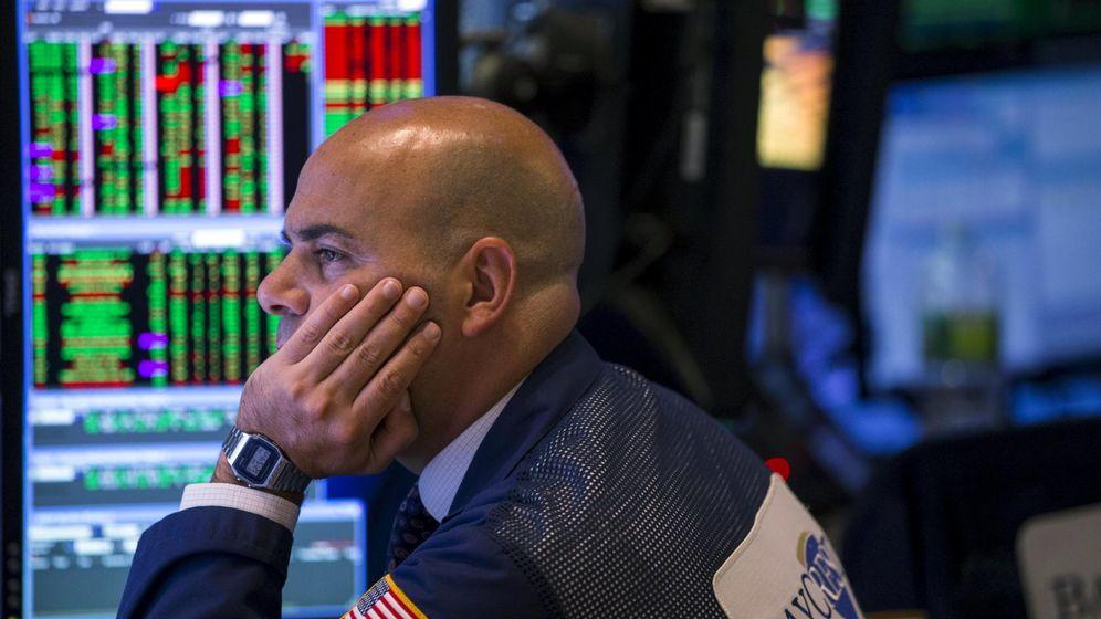 Foto: 'Trader' de bolsa en Wall street. (Reuters)