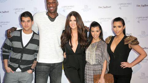 Kim Kardashian muy preocupada por el estado de salud de su hermano Rob