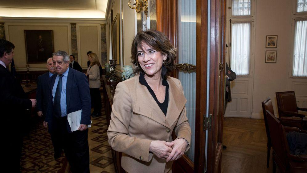 Foto: Dolores Delgado, fiscal general del Estado desde el pasado mes de enero. (EFE)