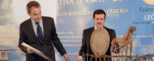 Foto: Zapatero dio órdenes para favorecer al constructor leonés Ulibarri, imputado en 'Gürtel'
