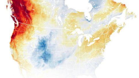 Sin cambio climático, el calor en Canadá habría sido casi imposible
