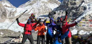 Post de Las 'maravillosas' Navidades por el Everest: así es la vida a 5.000 metros y -28 grados