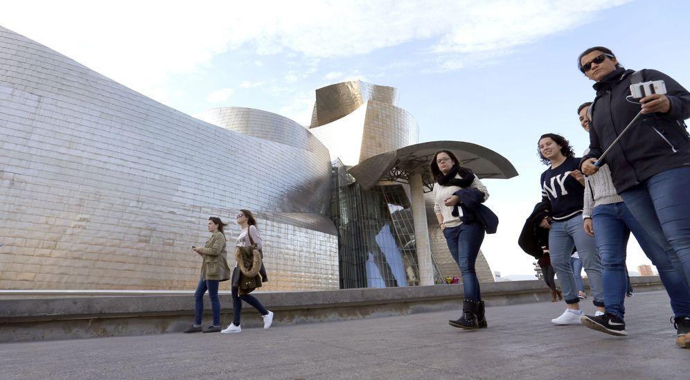 Foto: Exterior del Museo Guggenheim (EFE)