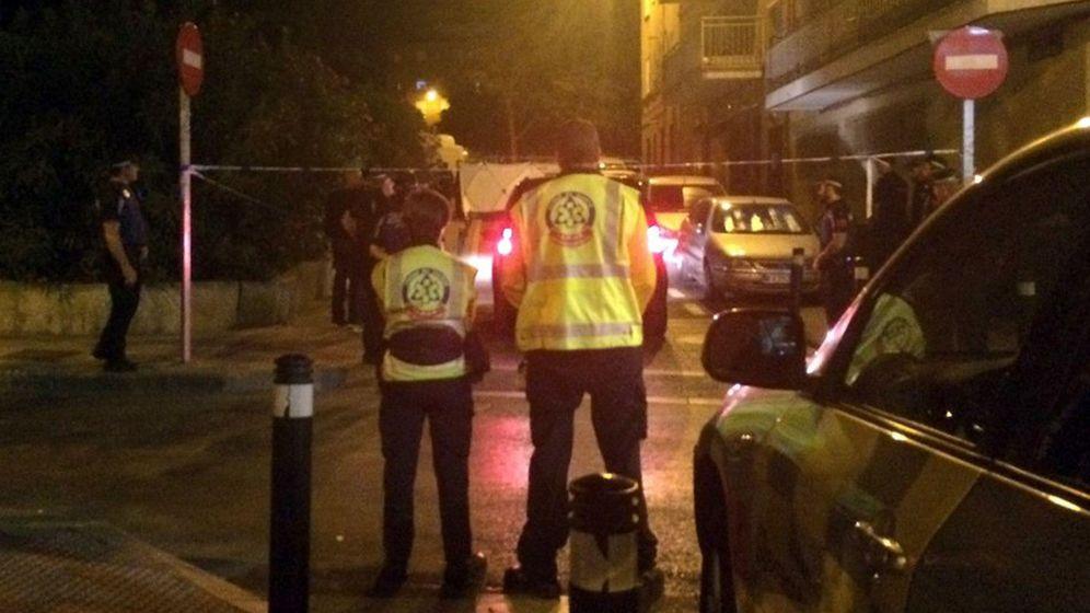 Foto: El SAMUR tuvo que elaborar un parte de lesiones del SAMUR Madrid donde se constatan las heridas y hematomas. (EFE)
