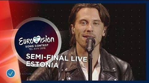 Eurovisión 2019': 'Storm', el tema de Estonia que interpreta Victor Crone