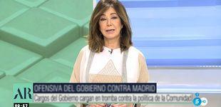 Post de ¿Por qué no estará Ana Rosa Quintana este próximo viernes en su programa?