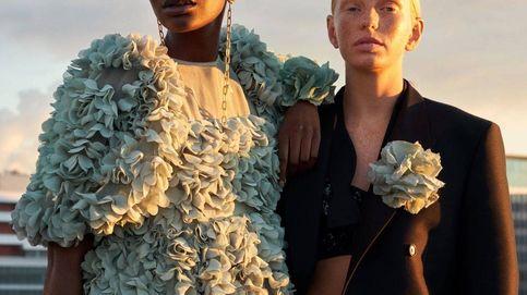 Reciclados, de lujo y con aires de alta costura: así son los nuevos vestidos de H&M de su colección Concious Exclusive