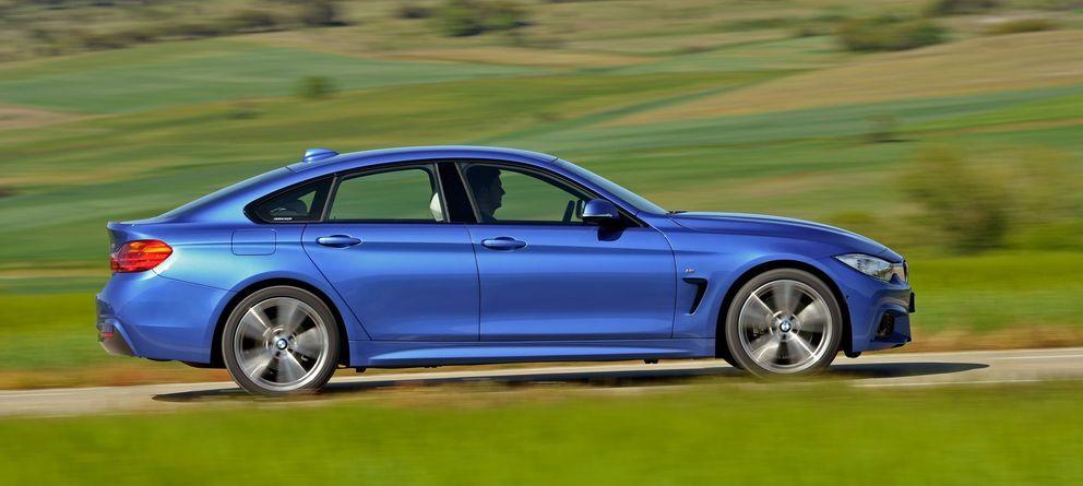 Foto: BMW Serie 4 Gran Coupé, más alternativas