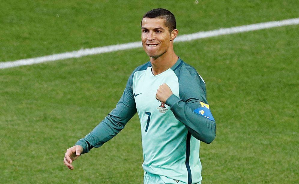 Foto: Cristiano Ronaldo. (Gtres)