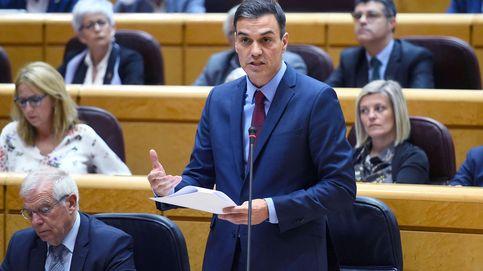 Sánchez contraataca y siembra dudas sobre la tesis del jefe del PP en el Senado