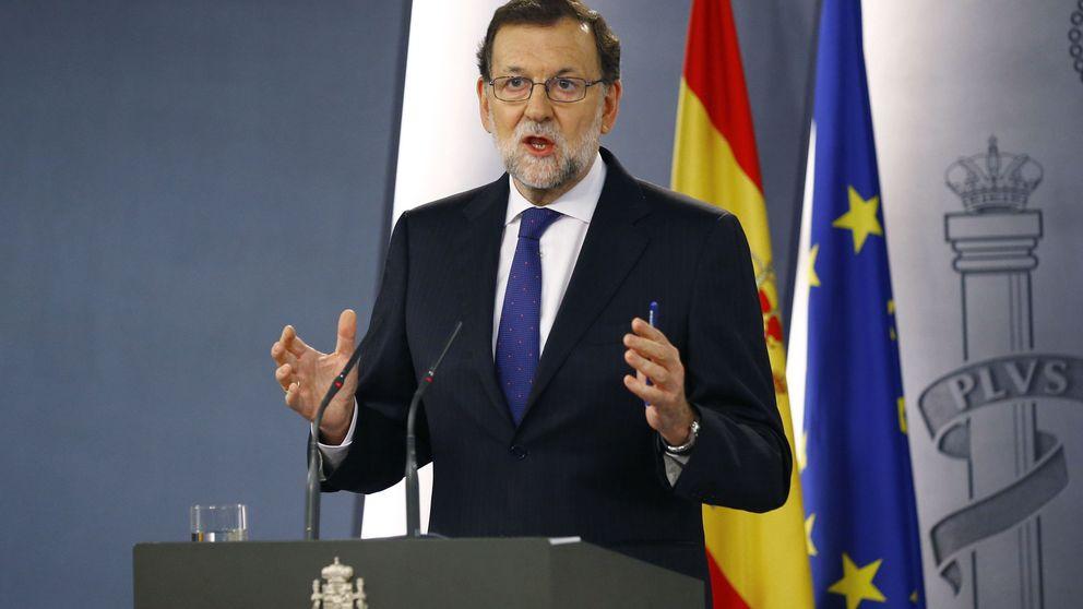 Rajoy inicia trámites para frenar las leyes de desconexión con Cataluña