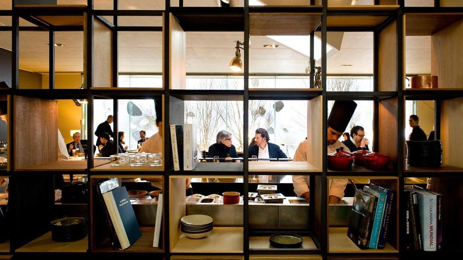 Foto: El restaurante Roca Moo de Barcelona