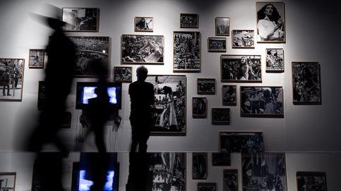 Exposición 'El pintor de canciones' y Salón Náutico de Mónaco: el día en fotos