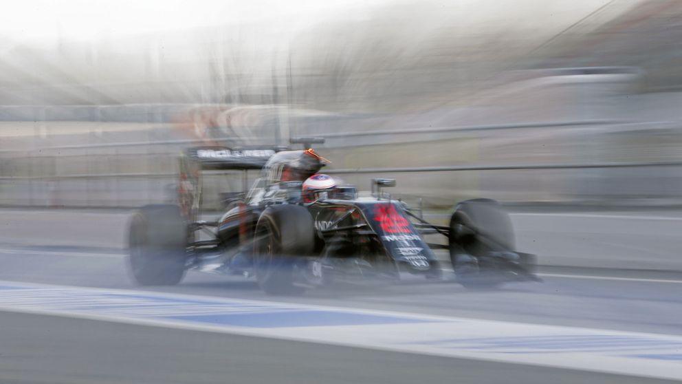 McLaren advierte: No hemos dejado una piedra sin levantar