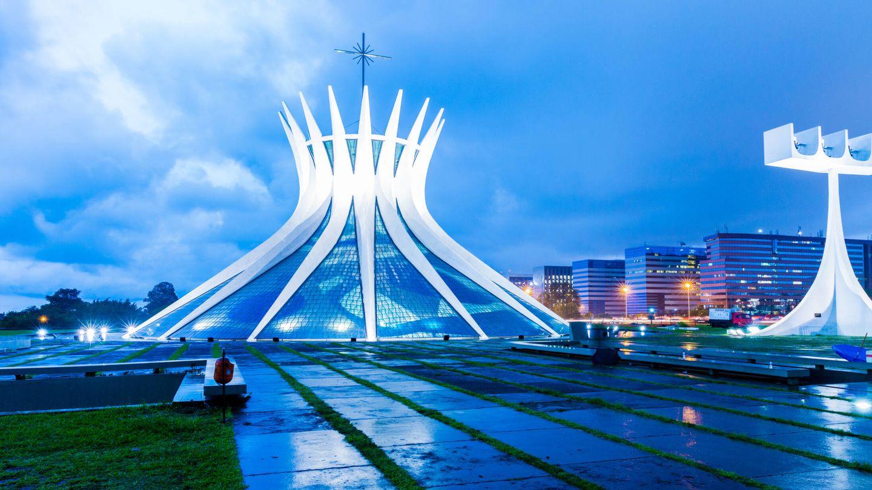 Catedral de Brasilia.