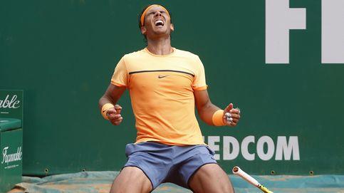 Nadal  hace lo suficiente para ganar su noveno título en la tierra de Montecarlo