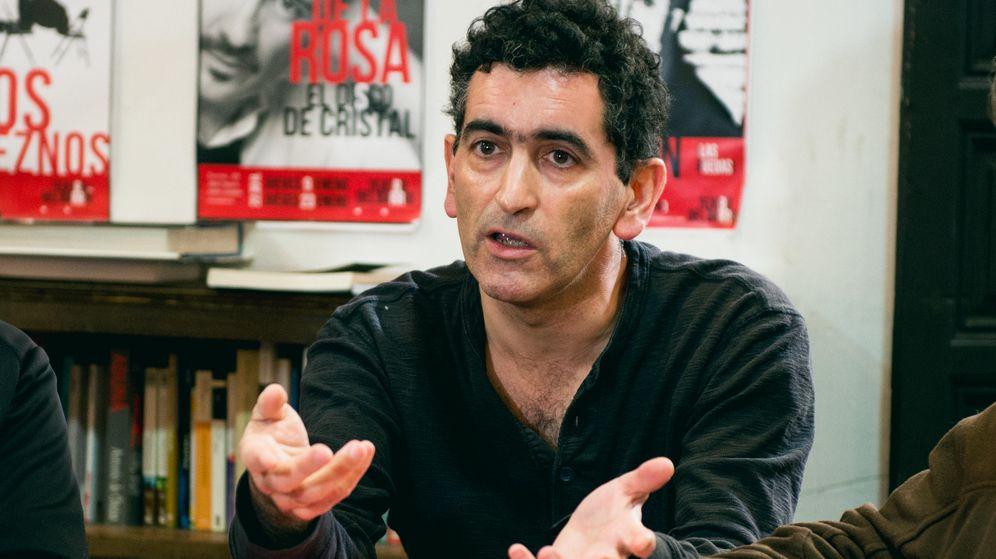 Foto: El dramaturgo y director Juan Mayorga (Daniel Muñoz)