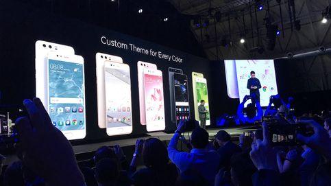 Huawei lo fía todo a la cámara dual: el P10 es su apuesta contra el S8 de Samsung
