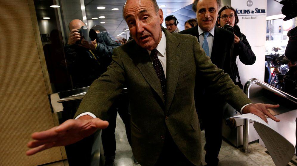 Foto: El abogado de la infanta Cristina, Miquel Roca. (Reuters)