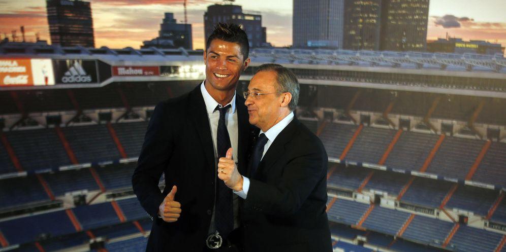 Foto: La mejora y prórroga del contrato de Cristiano Ronaldo ya está a punto. (EFE)