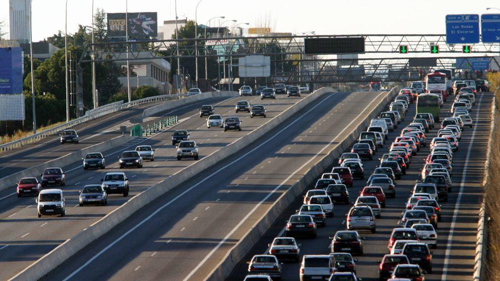 Foto: El odioso tráfico de una gran ciudad como Madrid. (iStock)