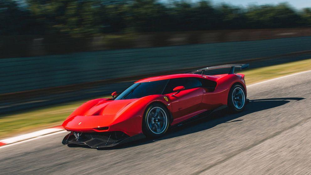 El cliente rico que se ha fabricado un Ferrari espectacular y único en la historia