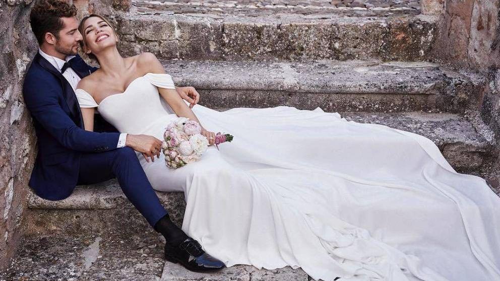 La finca en la que se han casado David Bisbal y Rosanna Zanetti