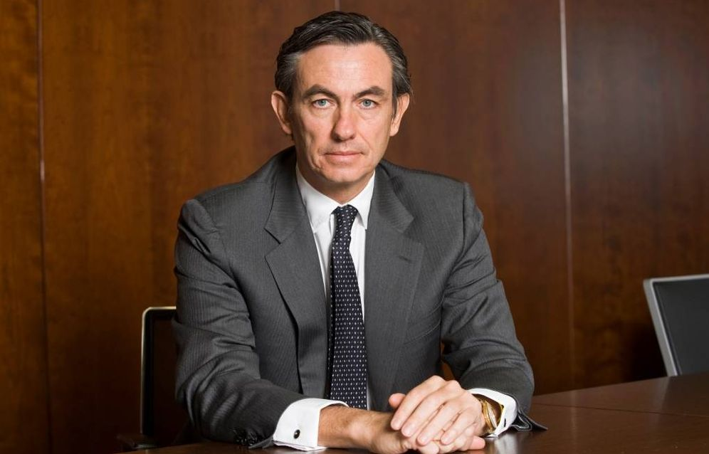 Foto: Álvaro Aresti es el nuevo presidente de Distrito Castellana Norte.