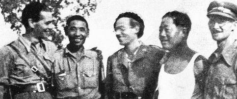 Foto: Los chinos que lucharon en la Guerra Civil